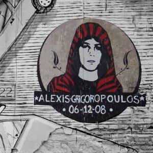Alexis Grigoropoulos - Morto em 06.12.18
